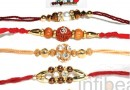 Fancy Rakhi at Rs.50 and get free Rs.100 Infibeam Gift Voucher