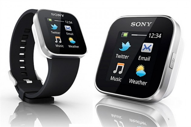 Sony Ericsson Smart Watch Live View for Mobiles & Tablets