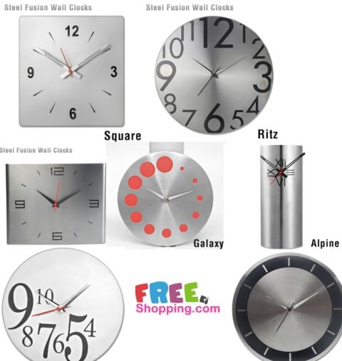 Wall clock lowest deal online