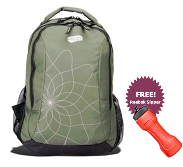 American Tourister Backpack from seventymm with discount coupon code