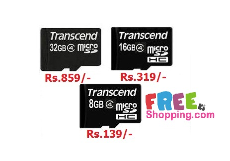 8Gb 16Gb 32 Gb Transcend micro sd memory card lowest price online