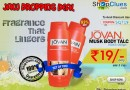 Jovan Musk Talc at just Rs.19 Shopclues.com