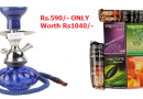 Buy Hookah online and Hoohaks flavour at cheapest price
