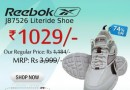 Reebok J87526 Literide Shoe at Rs.1029/-