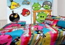 Angry Birds Bedsheet for Kids @ Rs 330 + FREE SHIPPING on tradus.com.
