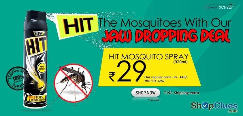 Buy Hit Mosquito Spray