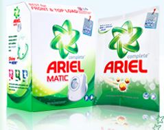 Free Sample of Ariel Matic