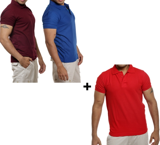 buy Mens Polo tshirts lowest price online