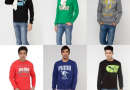 Buy Puma sweatshirts starting from Rs.1079/-