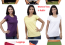 Men's or Women's Tees Starting with Rs.80 & Leggings starting with Rs.112