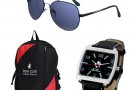 PCBC Combo of Back Pack, Watch and Sunglasses  @ Rs 999/-