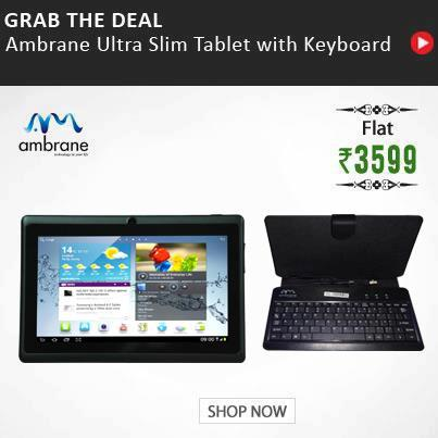 Ambrane D77 lowest price