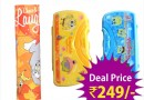 Buy Pencil box combo set for Kids Rs.249/- only