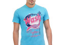 Buy Yepme Denim Wash Radiance Blue Tee @ Rs. 140
