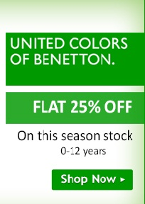 FLAT 25% OFF on UCB Products for kids