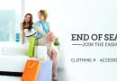End of season sale FLAT 20% OFF