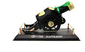 Buy Napoleon Canon Shaped Car Perfume @ Rs.123