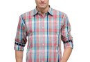 Buy Yepme Willie Green and Red Plaid shirt @ Rs. 288