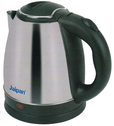 Buy Jaipan 1.5L Tea Kettle (Silver) @ Rs. 849