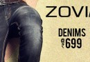 Buy any DENIM Jeans starting @ Rs. 699