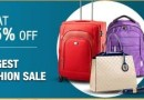 Get Additional 25% OFF on Bags & Luggage