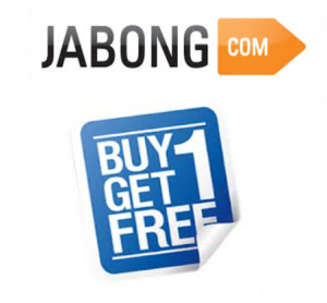 Buy One Get One FREE on Jabong
