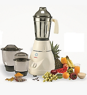 Buy Khaitan 3 Jar Mixer Grinder - Power @ Rs. 1649